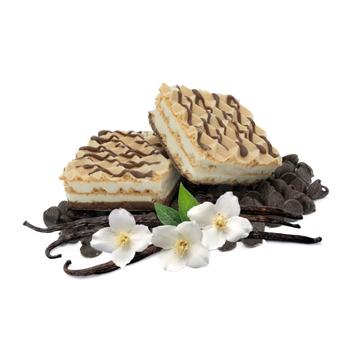 Gaufrettes à la vanille