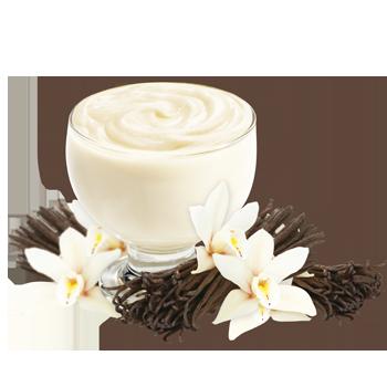 Préparation pour pouding à la vanille