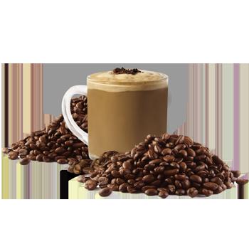 Préparation pour boisson au cappuccino
